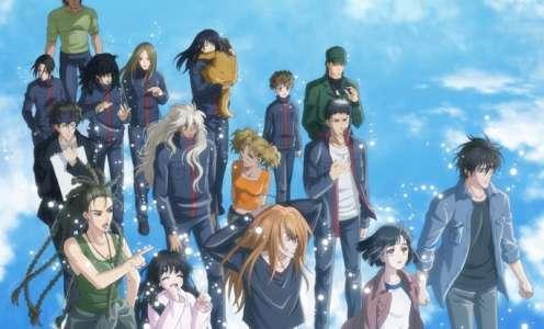 L'anime 7SEEDS Saison 2, daté au Japon