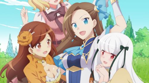 L'anime Otome Game no Hametsu Flag, en Promotion Vidéo 2