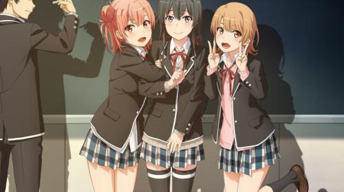 L'anime My Teen Romantic Comedy SNAFU Saison 3, en Promotion Vidéo