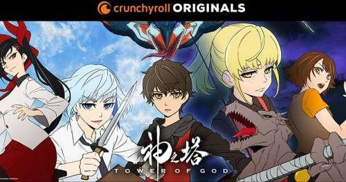 L'anime Tower of God, en Promotion Vidéo