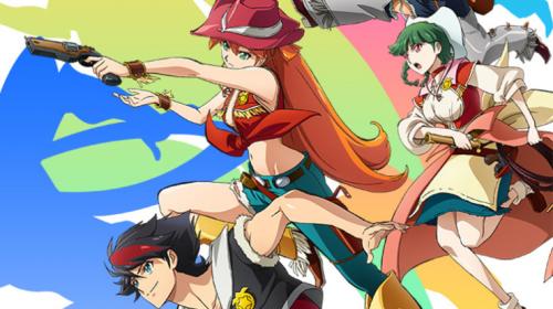 L'anime Back Arrow, en Teaser Vidéo