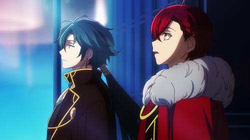 L'anime Bungo to Alchemist : Shinpan no Haguruma, en Promotion Vidéo