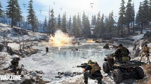 Le battle royale Call of Duty: Warzone disponible gratuitement