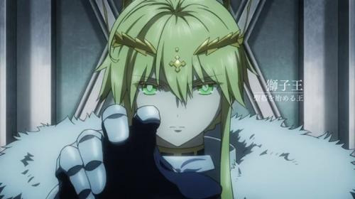 Le film animation Fate/Grand Order Camelot : Wandering Agateram, en Teaser Vidéo 2
