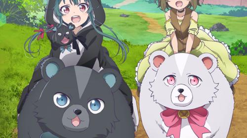 L'anime Kuma Kuma Kuma Bear, en Teaser Vidéo