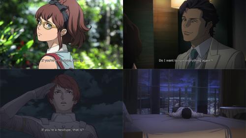 Le film animation Mobile Suit Gundam Hathaway, en Teaser Vidéo 2