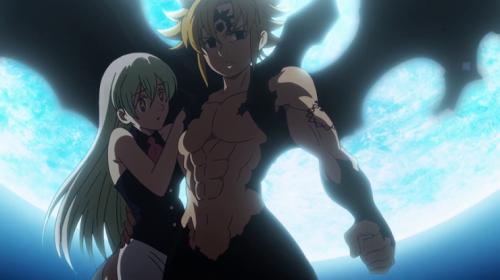 L'anime Nanatsu no Taizai: Fundo no Shinpan, en Teaser Vidéo