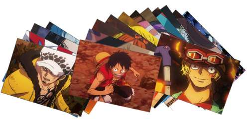 Le film animation One Piece Stampede a généré 83 millions € de recettes dans le monde