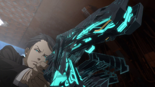 Le film animation Psycho-Pass 3 : First Inspector, en Trailer