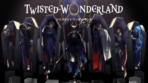 Le jeu Disney Twisted Wonderland annoncé sur Mobile