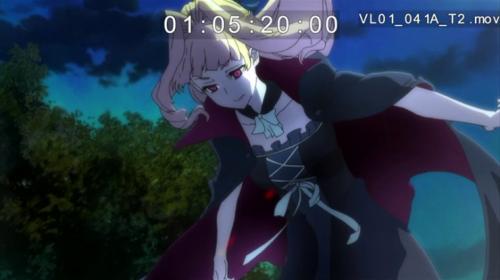 L'anime Vlad Love, en Teaser Vidéo