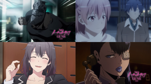My Teen Romantic Comedy SNAFU Saison 3 & No Guns Life Partie 2, reportés