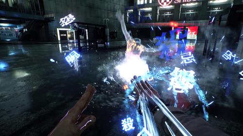 Le jeu GhostWire: Tokyo se dévoile en Gameplay Vidéo