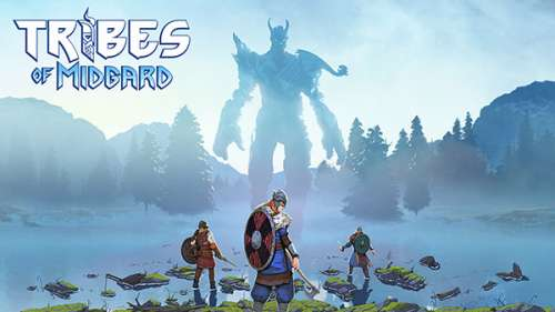 Le jeu Tribes of Midgard, en Gameplay Vidéo