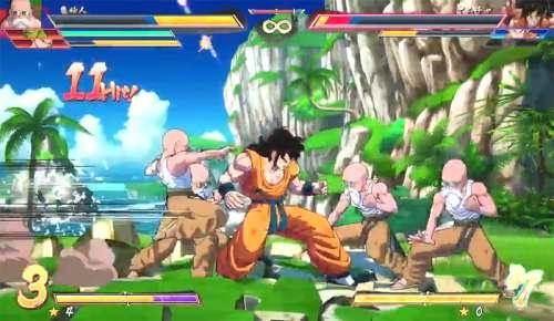 Dragon Ball FighterZ: Master Roshi, en Trailer