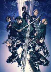 L'anime Shingeki no Kyojin The Final Season, en Visual Art