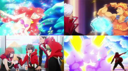 Le jeu Disney Star Smash, en Promotion Vidéo Anime