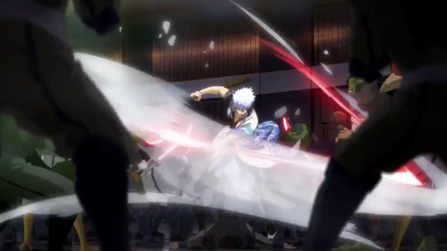 Le film animation Gintama The Final, en Teaser Vidéo