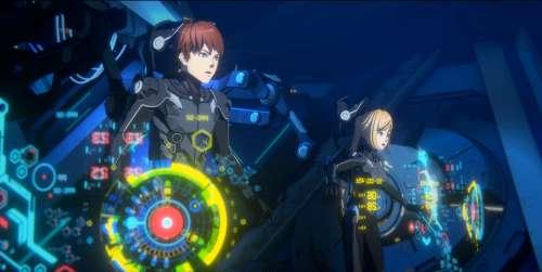 L'anime Pacific Rim: The Black, annoncé