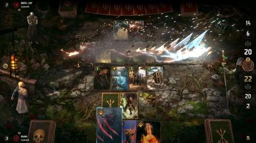 Le jeu GWENT: Way of the Witcher, daté en France + Annonce Vidéo