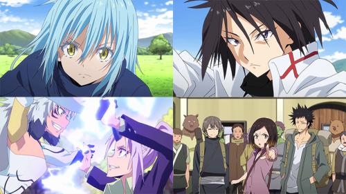 L'anime Tensei Shitara Slime Datta Ken Saison 2, en Promotion Vidéo
