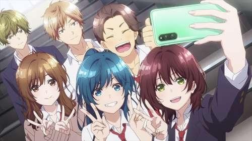 L'anime Jaku Chara Tomozaki-kun, en Promotion Vidéo