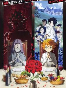 L'anime The Promised Neverland Saison 2, en Visual Art