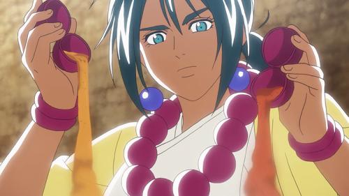 L'anime Shin Chuuka Ichiban! Saison 2, en Promotion Vidéo