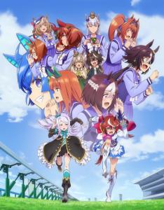 L'anime Uma Musume Pretty Derby Saison 2, en Promotion Vidéo