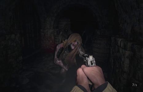 Le jeu Resident Evil Village, en Trailer 2 FR + Gameplay Vidéo