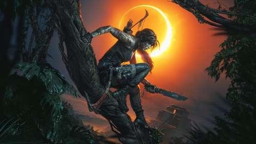 Le jeu Tomb Raider adapté en anime