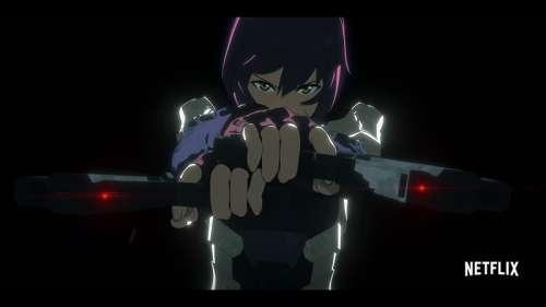 L'anime Pacific Rim: The Black, en Promotion Vidéo 2 FR