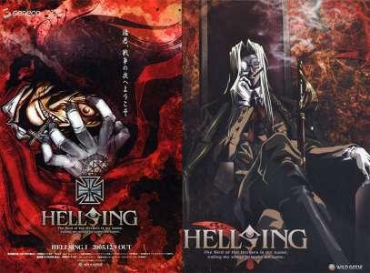 Le manga Hellsing adapté en film live USA par Amazon