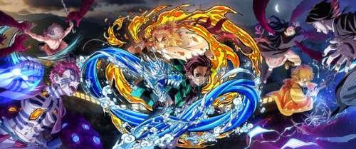 Le Bluray du film anime Kimetsu no Yaiba: Mugen Ressha-Hen, daté au Japon