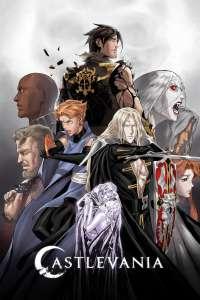 L'anime Castlevania Saison 4, en Visual Art