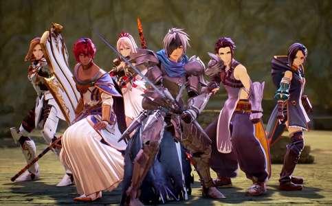Le jeu Tales of Arise, en Trailer Summer Game Fest