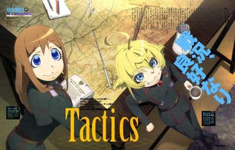 L'anime Youjo Senki Saison 2, annoncé