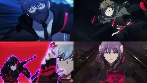 L'anime Scarlet Nexus, en Promotion Vidéo