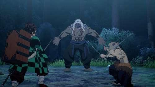 Le jeu Demon Slayer: The Hinokami Chronicles, en Trailer 2