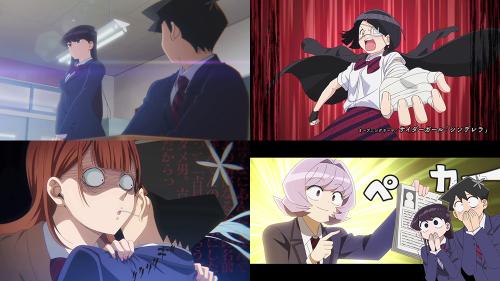 L'anime Komi-san wa Komyushou Desu, en Promotion Vidéo 2