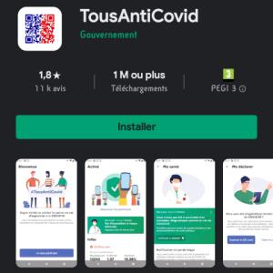 L'application TousAntiCovid nous espionne-t-elle tous ?