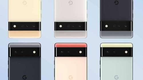 5 ans de mises à jour pour le Google Pixel 6 ?