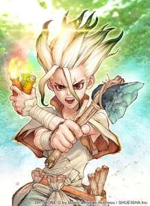 Le manga Dr. Stone interrompu pour permettre aux auteurs de conduire des recherches