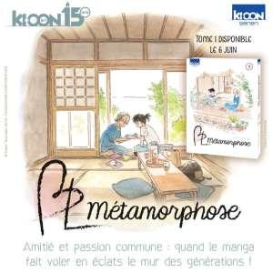 Le manga BL Metamorphosis porté en film live