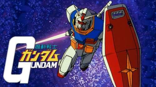 La première série MOBILE SUIT GUNDAM disponible sur Crunchyroll !