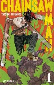 Onze millions d'exemplaires en circulation pour le manga Chainsaw Man
