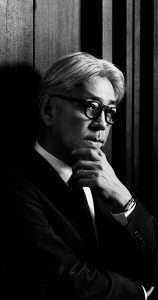 Personnalité de la semaine : Ryuichi Sakamoto
