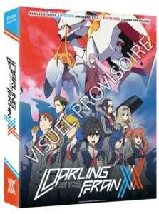 @Anime dévoile son coffret Blu ray de Darling in the FRANXXX