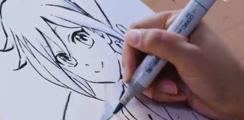[Vidéo] L'animatrice Terumi Nishii (Mawaru Penguindrum, Darling in the Franxx) se livre à Crunchyroll