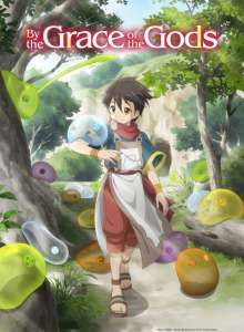 L'anime By the Grace of the Gods (un mec qui meurt en éternuant) arrivera chez Wakanim